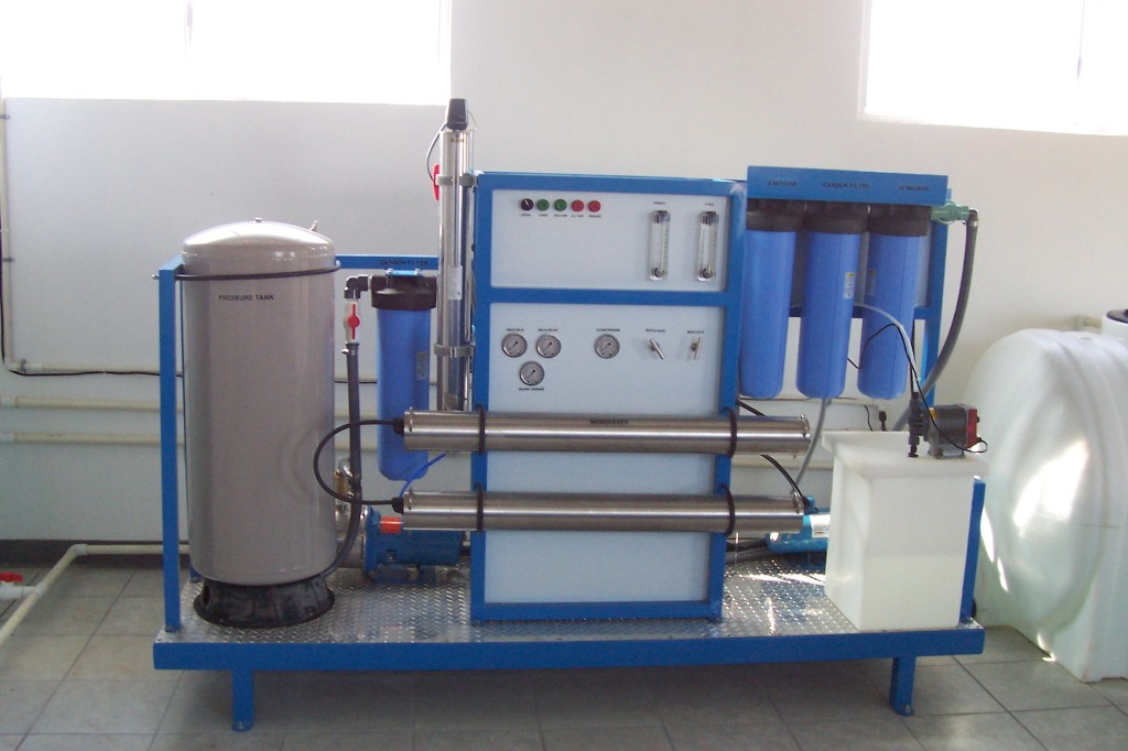 Export Commercial Reverse Osmosis Water Purification