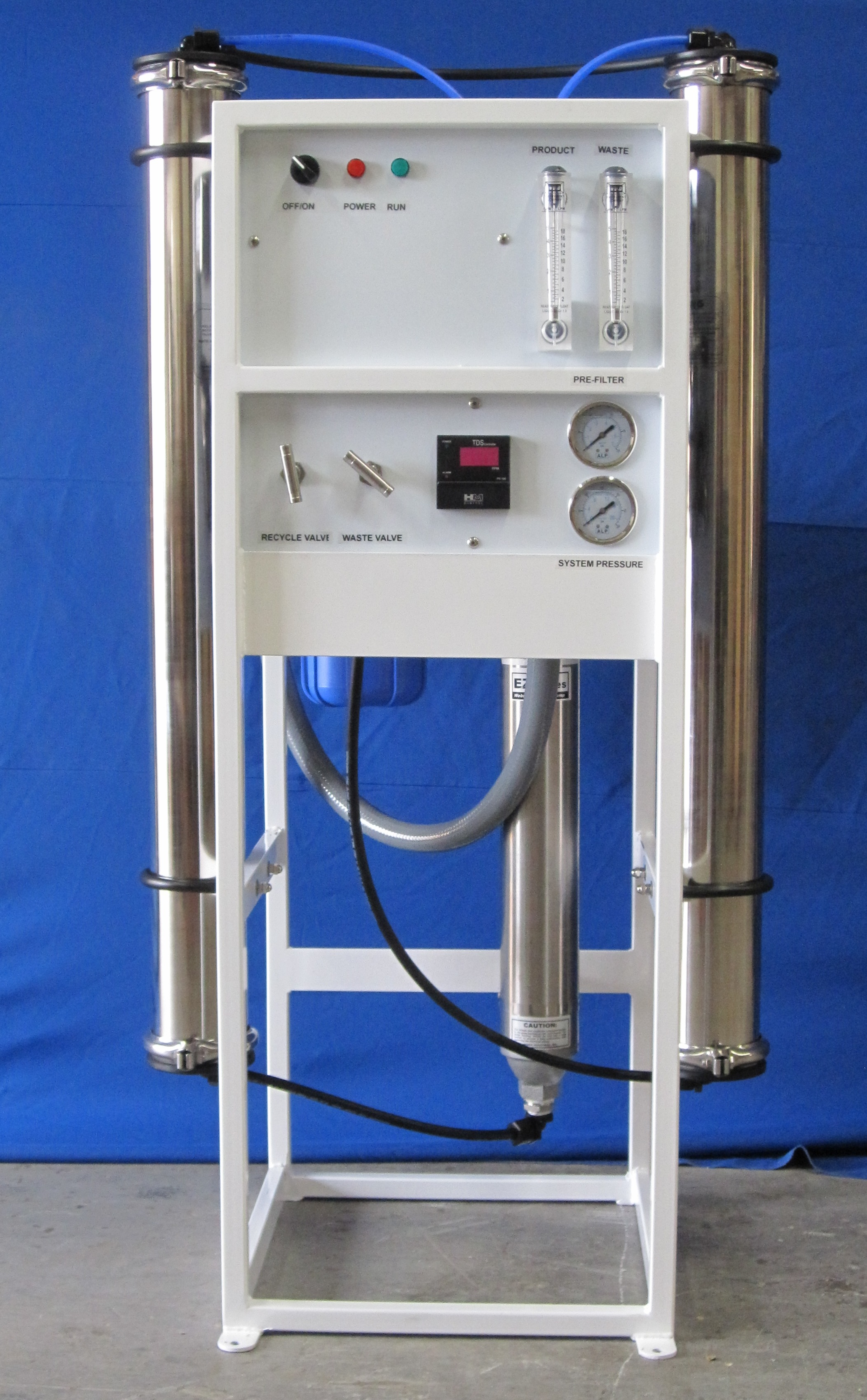 Pure RO Reverse Osmosis Filter Purification System