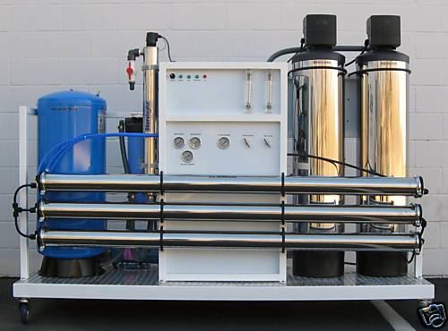 Commercial Reverse Osmosis Drinking Water Purification