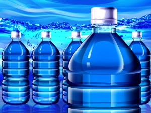 bottled water business