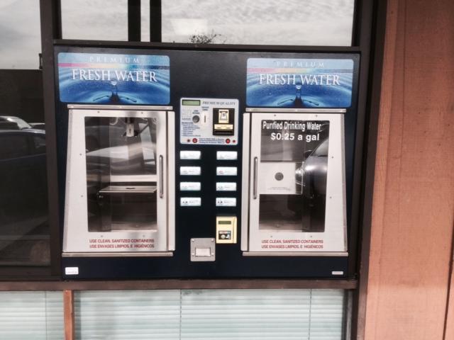 Window Vend Water Vending Machine Wb Usa